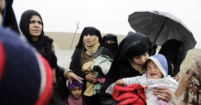 Iraqis flee western Mosul; UN warns of more displacement