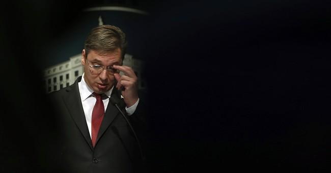Serbian presidential vote set for April 2; Vucic favored