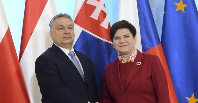 Central European nations present plan for stronger EU