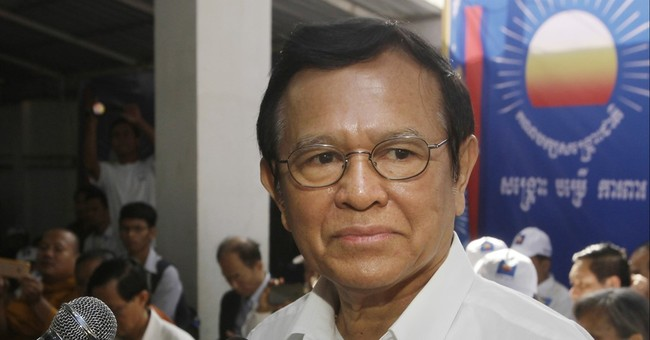 Cambodian opposition party elects new leader ahead of polls