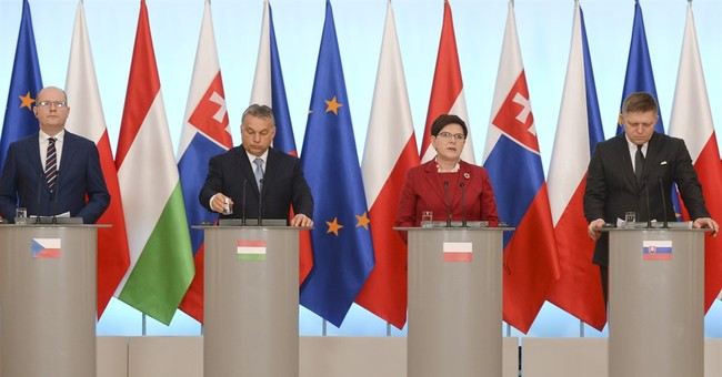 Central European nations present plan for stronger EU