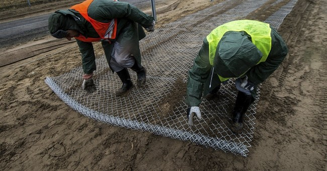 Hungary's 2nd fence on Serbian border to be built by May 1