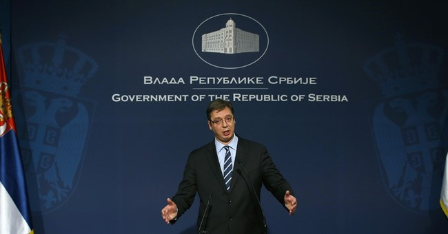Serbian presidential vote set for April 2; Vucic favored