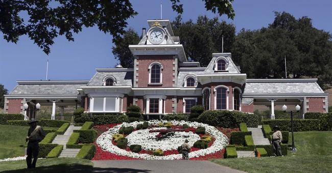 Michael Jackson's Neverland Ranch back on market for $67M