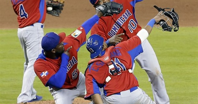 World Baseball Classic growing slowly, but far from mature