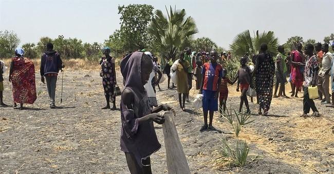 Famine-hit South Sudan sharply raises foreigners' work fees