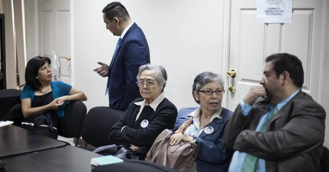 5 Guatemalan ex-officers to be tried for disappearance, rape