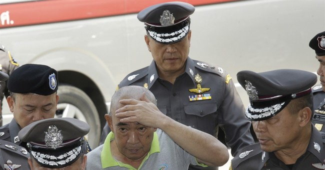 Thai police question dismissed senior royal palace aide