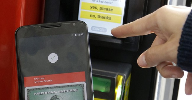 Don't fear your mobile wallet