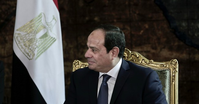 Merkel visits Egypt for talks on stemming migration