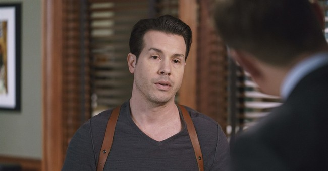 Jon Seda stays on right side of law in 'Chicago Justice'