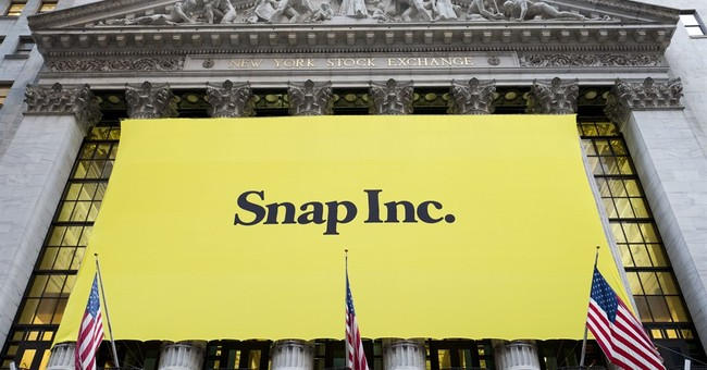 The Latest: Snap Chat IPO windfall helps California school