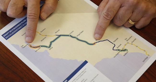California high-speed rail ready to lay some track