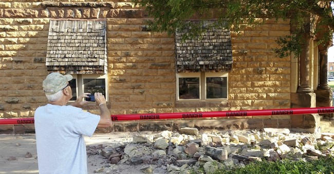 Oklahoma tribe sues oil companies in tribal court over quake