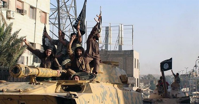 A look at the forces converging on Islamic State-held Raqqa