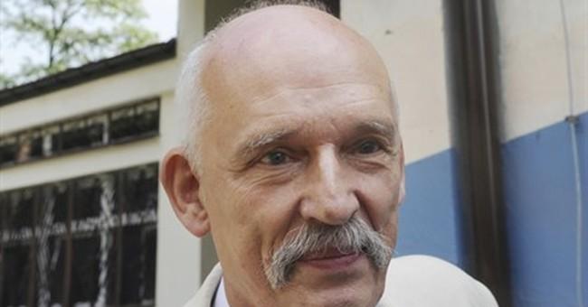 Polish EU lawmaker says women intellectually inferior to men