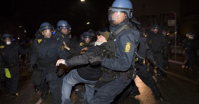 Amnesty Denmark regrets translating advice to US protesters
