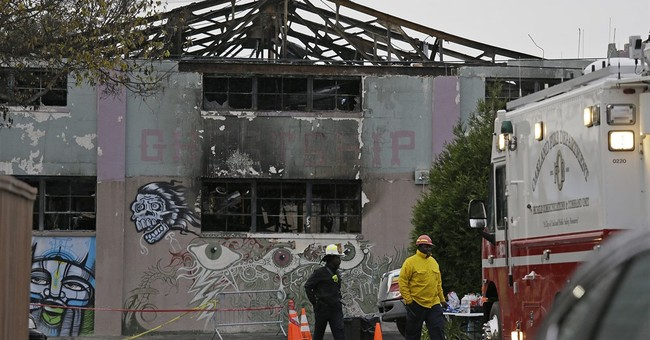 All 36 victims of Ghost Ship fire died from smoke inhalation