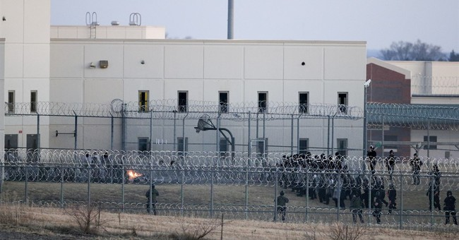 Nebraska prison scrutinized after 2nd deadly riot in 2 years