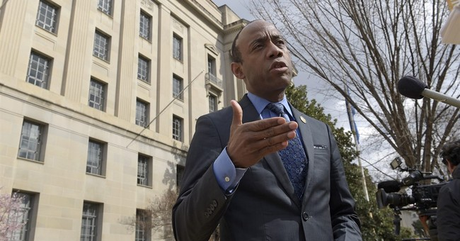 NAACP head: Sessions pledges to enforce civil rights laws