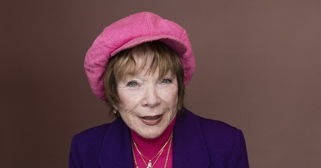 Shirley MacLaine sets the record straight