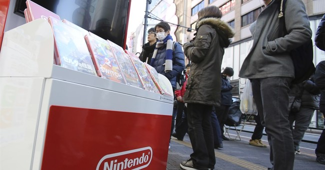 Nintendo Switch's big challenge: luring casual gamers