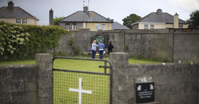Experts find mass grave at ex-Catholic orphanage in Ireland