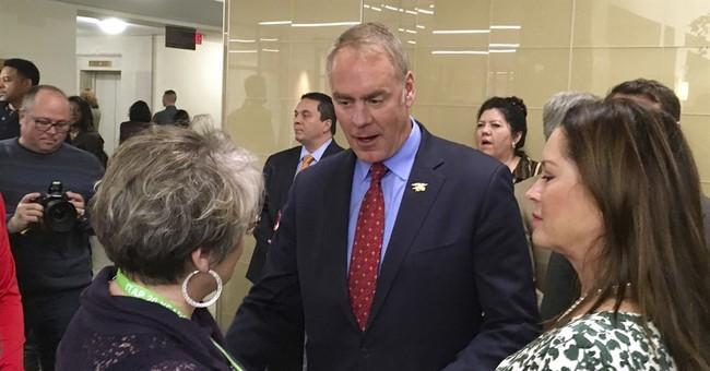 Interior Sec. Zinke promises review of coal leasing program