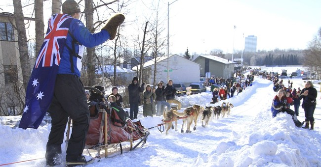 Seavey chases elusive 5th title as Iditarod starts Saturday