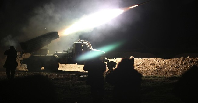 Rivals in Syria race to assault militants' 'capital' Raqqa