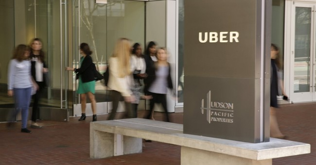 Uber deploys secret weapon against undercover regulators