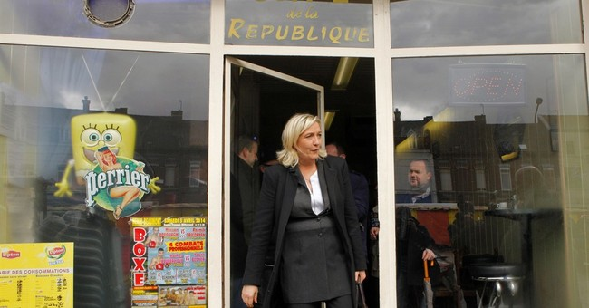 French far-right candidate showcases ex-communist converts