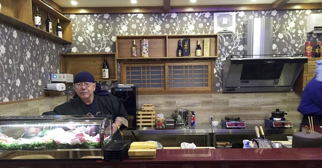 Sushi in Pyongyang: Japanese chef opens rare restaurant