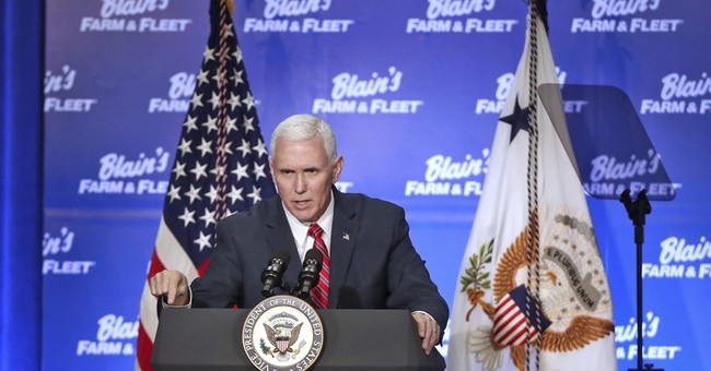 Pence criticizes AP for publishing his wife's email address