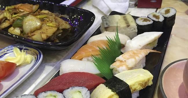 Sushi in Pyongyang: Japanese chef opens rare restaurant