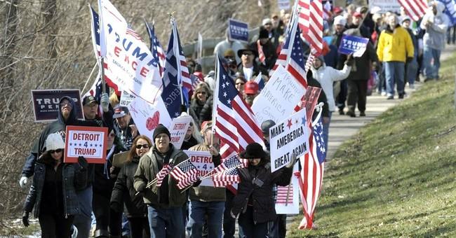 Trump supporters declare pride in president, slam opponents