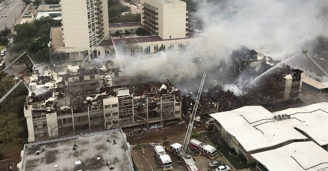 Elderly resident unaccounted for after Dallas condo fire