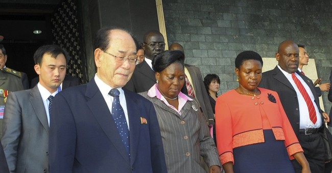 UN report shows North Korea using Africa to slip sanctions