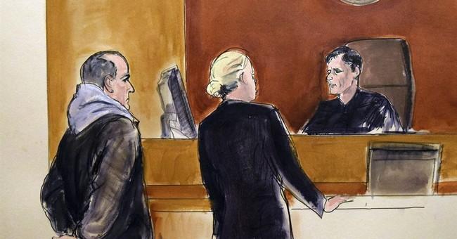 Prosecutors: NY man aimed to fight with Islamic extremists