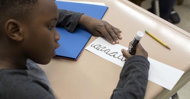 Flip the script: Cursive sees revival in school instruction