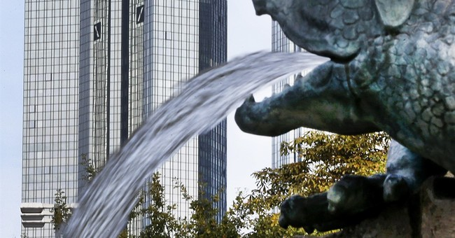 Deutsche Bank plans $8.45 billion capital increase