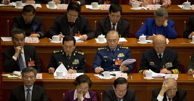 China finance ministry releases $151 billion defense budget