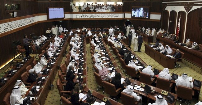 Bahrain parliament approves military trials for civilians