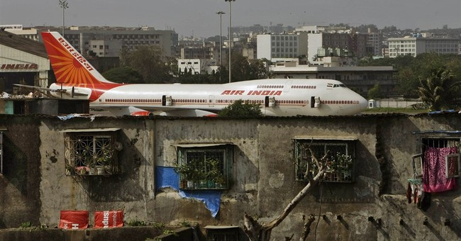 Air India says all-female crew flies around the world