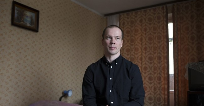 AP Interview: Russian protester decries prison conditions