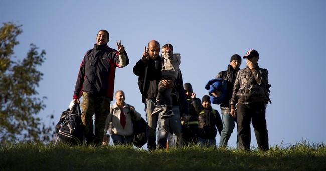 Europe's trend: Austria, once open, now shows migrants door