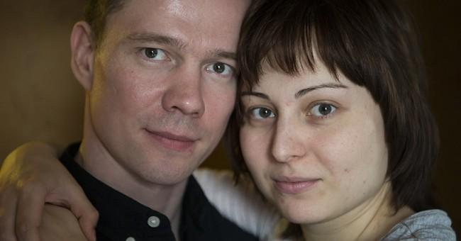 AP Interview: Russian protester decries prison conditions