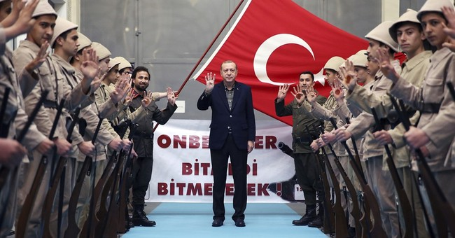 The Latest: German FM calls for cooling Turkey spat