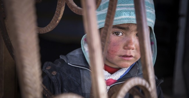 Report: Syrian children suffering 'toxic stress'