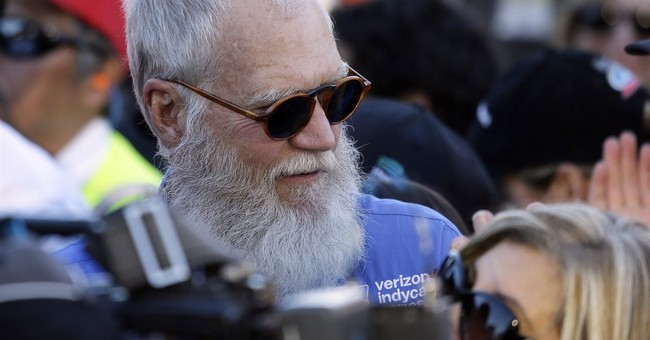 David Letterman: 'I would have gone to work on Trump'
